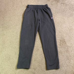 Unisex Champion Grey Sweatpants